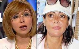 نهى العمروسي معلقة على حادث ضرب لميس الحديدي: الهمجية بعينها