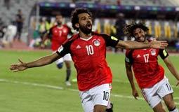 المشاهير يهنئون منتخب مصر بفوزه على أوغندا