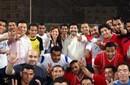 بالصور: نجوم الفن والرياضة يشاركون في إطلاق أول نادي للصم والبكم