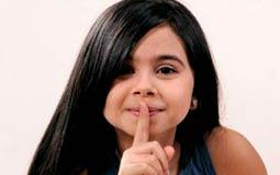 """منة عرفة عرفها الجمهور طفلة صغيرة في مسلسل """"السندريلا""""."""
