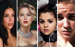 مثل كل عام، تنافس العديد من النجوم العالميين على إثارة الجدل من حولهم، بالتموضع عراة سواء على مواقع التواصل الاجتماعي أو عبر أغلفة المجلات، والنجوم التاليين في معرض الصور كانوا من أبرز من تعروا خلال سنة 2015.