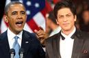 """الرئيس الأمريكي أوباما يستعين بكلمات """"شاه روخ خان"""" في خطابه بالهند"""