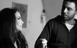 """بالصور- راندا حافظ وجاد شويري في كواليس أغنيتها """"نزوة"""""""