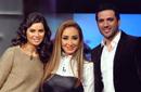 ريهام سعيد تحتفل بنجاح آدم وجميلة وبدء عرض قلوب