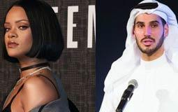 بالصور- هكذا أخفت ريانا صديقها السعودي عن الأعين في حفل عيد ميلادها الـ30