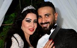 هذا كل ما قالته سمية الخشاب عن أحمد سعد في أول ظهور بعد زواجهما