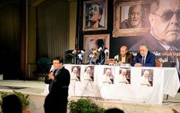 القاهرة السينمائي 38– 10 تصريحات من أصدقاء محمود عبد العزيز في حفل تأبينه