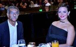 ريهام عبد الغفور وسيد رجب