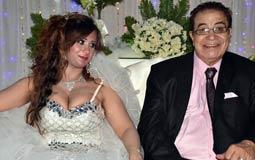 ٤ اختلافات بين شخصيتي سعيد طرابيك وزوجته سارة طارق