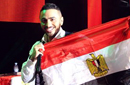 مشهد مكرر من حفلات تامر في جولاته خارج مصر