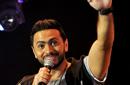 حفل تامر حسني في بورتو مطروح