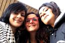 صورة: تانيا وريم بنا والوديدي في بروفة حفل Women's View بالنرويج