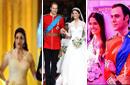 """صورة: زفاف """"السيدة الأولى"""" و""""بوسي وسيف"""" على طريقة الأمير ويليام وكيت ميدلتون"""