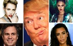 غضب مشاهير هوليوود من منع ترامب دخول المسلمين أمريكا.. هذه النجمة تجمع تبرعات لهم