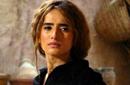 الممثلة زينة