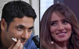 """هكذا جعلت زينة الجمهور يُقارن بين قصتها مع أحمد عز وقصتها مع """"أزمة نسب"""""""