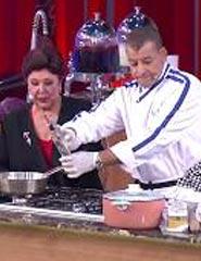 برنس الطبخ