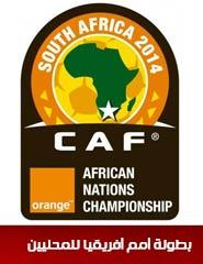 بطولة أمم أفريقيا للمحليين