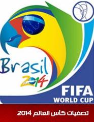 تصفيات كأس العالم 2014