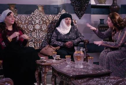 مسلسل باب الحارة 9 - الحلقة 7