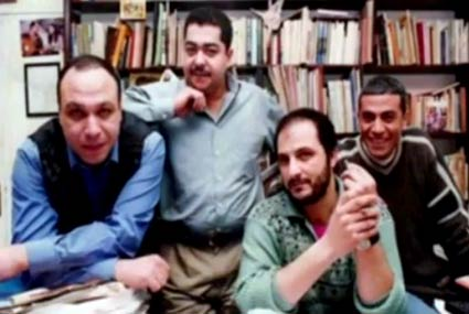 خالد الصاوي: تروتسكي والثورة العالمية الأقرب إلى أفكاري..ولكن