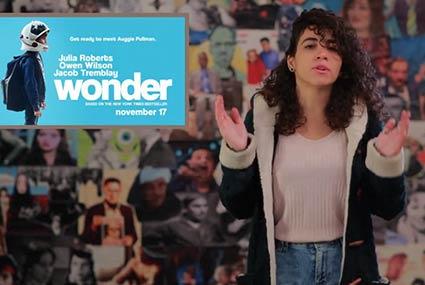 """رأي """"فينييت"""" في Wonder: حملة توعية"""