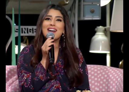 آيتن عامر قبل غنائها لشيرين: أغنياتها صعبة علي