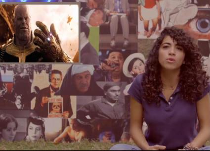 """رأي """"فينييت"""" في Avengers: Infinity War: """"ثانوس"""" أكل الجو"""