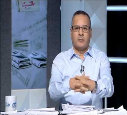 جابر القرموطي عن خبر زواج سلمى الشماع من الطبيب محمد عبد الوهاب: قد يثير حفيظة البعض