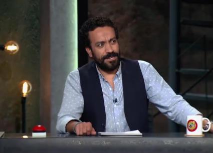 """شاهد: سامح حسين في الإعلان التشويقي لبرنامجه الجديد """"الدور على مين"""""""