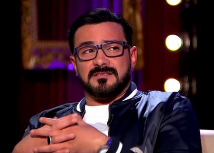 محمد رجب: أصبحت عدوا بالنسبة لطارق الشناوي بعد هذه الواقعة