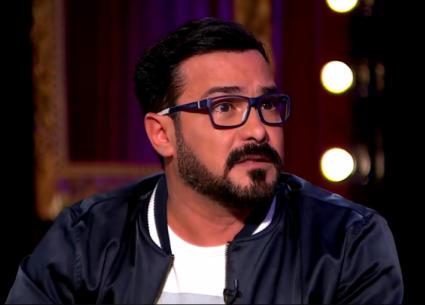 """محمد رجب ينفعل في """"حفلة 11"""" بسبب تصريحات طارق الشناوي"""