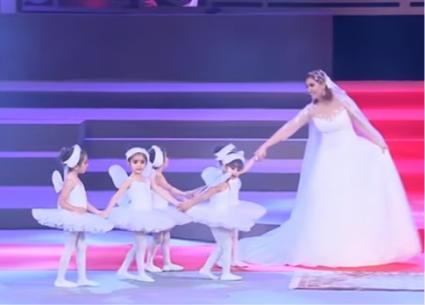 هنا شيحة عن احتفالها مع أحمد فلوكس بزواجهما بحضور الرئيس: اليوم فرحنا الحقيقي