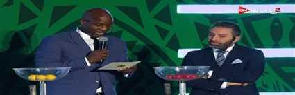 قناة On Sport تعرض قرعة دوري أبطال أفريقيا والكونفدرالية