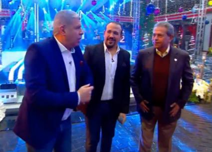 """البث المباشر لحفل """"إعلام المصريين"""" بمناسبة رأس السنة"""