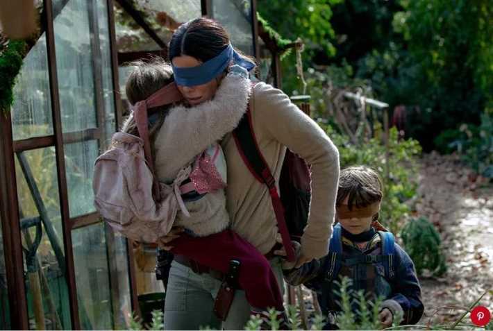 شاهد المشهد المحذوف من فيلم Bird Box