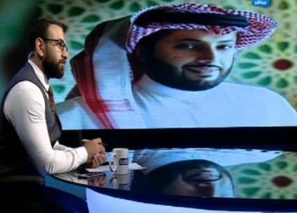 """تركي آل الشيخ لرئيس نادي الزمالك: """"بكره مش حتكون منصور"""""""