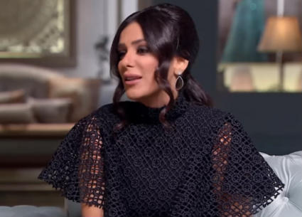 """""""العمر لحظة""""..إنجي المقدم عن تأثير تعرضها لحادث خطير على تحولها لممثلة"""