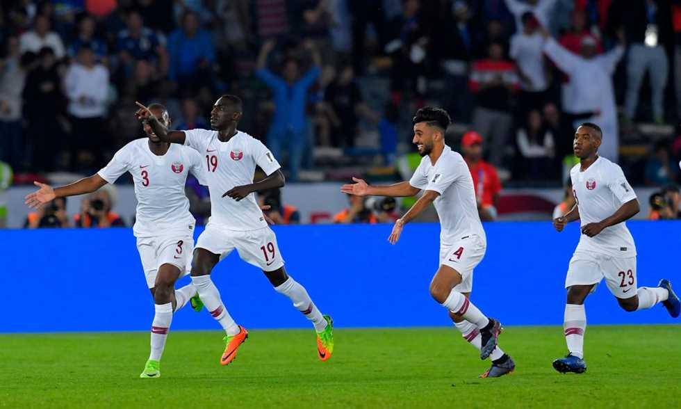 شاهد أهداف فوز قطر على اليابان في نهائي كأس آسيا 1/3
