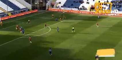 شاهد صناعة ترزيجيه هدفا لقاسم باشا أمام سيفاسبور في الدوري التركي