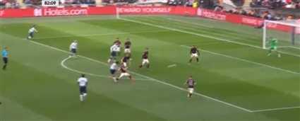 شاهد- هدف فوز توتنام على نيوكاسل في الدوري الإنجليزي