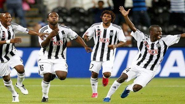 شاهد أهدف فوز مازيمبي على الإفريقي التونسي 0/8 في دوري أبطال إفريقيا