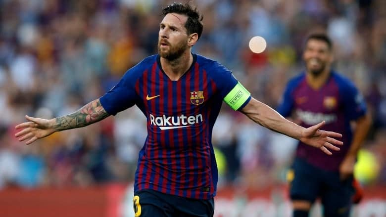 شاهد أهداف مباراة برشلونة وفالنسيا 2/2 في الدوري الإسباني