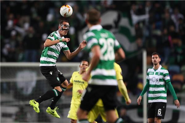 شاهد هدفا تعادل فياريال ولشبونة في الدوري الأوروبي