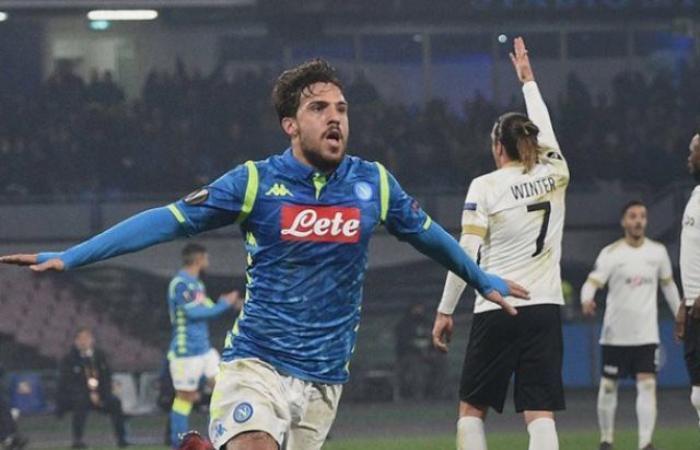 شاهد هدفا فوز نابولي على زيورخ في الدوري الأوروبي
