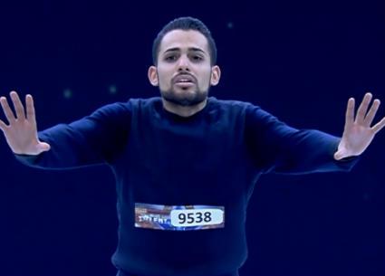 Arabs Got Talent: تدرب مع راقصي أشر وريانا وجستن بيبر..هكذا رقص على مسرح البرنامج