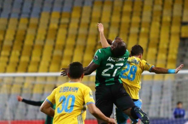 أهداف فوز القسنطيني على الإسماعيلي 3-2 في دوري أبطال إفريقيا