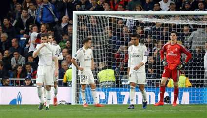 أهداف فوز أياكس أمستردام على ريال مدريد 4-1