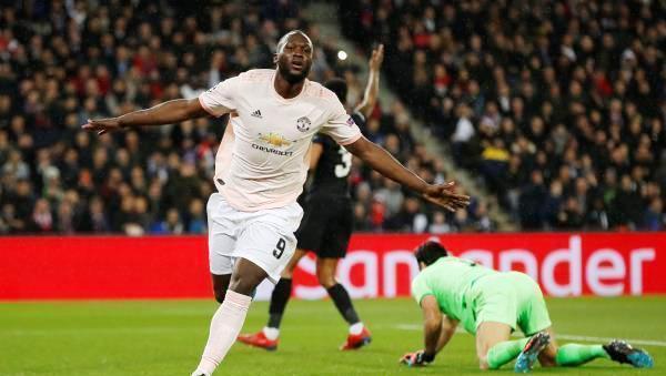 شاهد أهداف فوز مانشستر يونايتد على باريس سان جيرمان 1/3 بدوري أبطال أوروبا