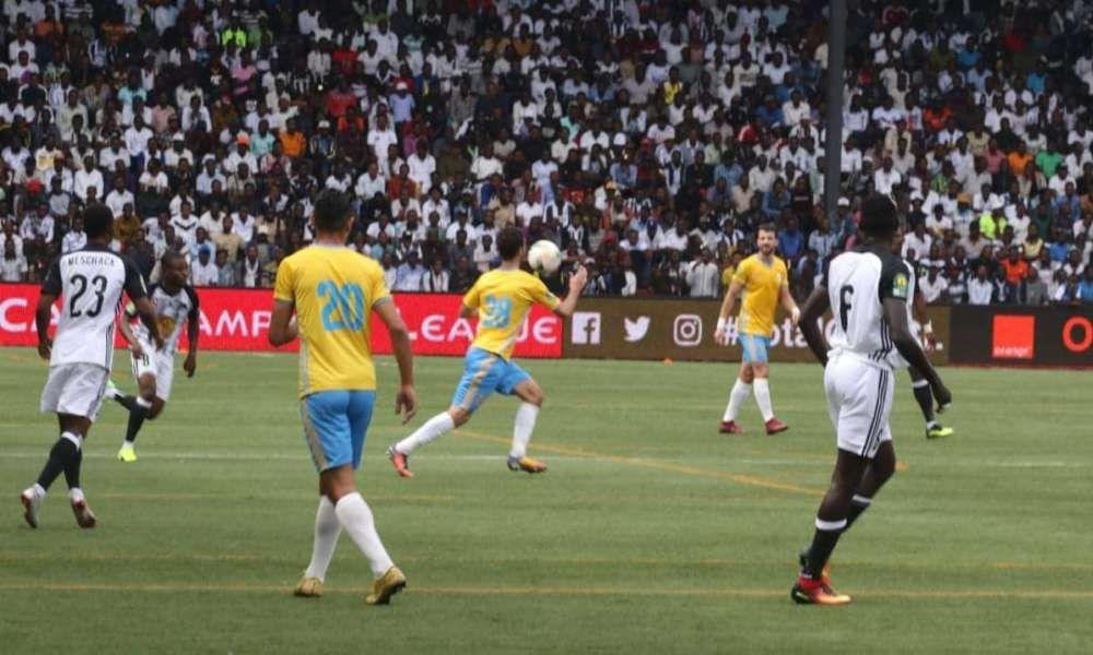 شاهد هدفا تعادل الإسماعيلي ومازيمبي 1-1 بدوري أبطال إفريقيا